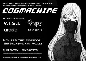 dogmachine nov 22